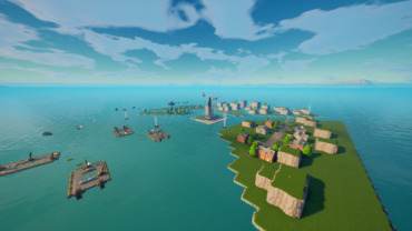 New Places Battle Royale (DUOS)