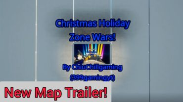 Christmas Holiday Zone Wars!