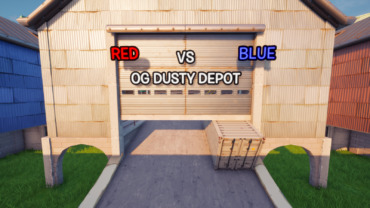 RED VS BLUE : OG DUSTY DEPOT💯