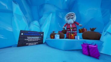 ❄ Frosty Iceberg Deathrun ❄