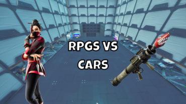 RPGs vs Cars
