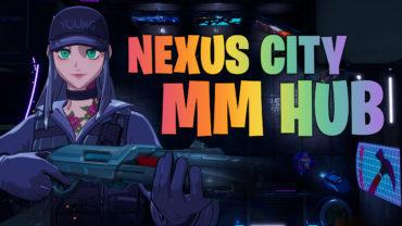 Nexus City Plaza Matchmaking Hub