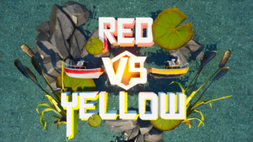 😡 RED VS YELLOW 😤 [DOMINATION] PRO 💯