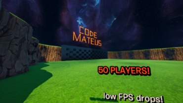 Zone Wars 50 players w/ placement points