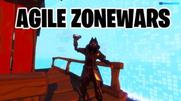✅ AGILE ZoneWars - 30 Players w/ Scoring