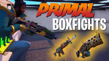 💥 PRIMAL/MAKESHIFT WEAPONS BOXFIGHTS 💥
