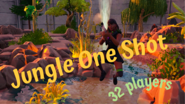 Jungle Arena One Shot