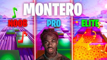 Montero - Lil Nas X (Fortnite Music)