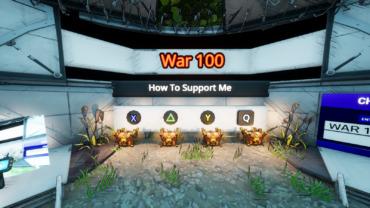 💯 War 100