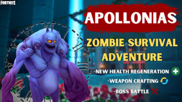 Apollonias (Zombie Survival Adventure)