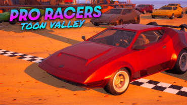 Pro Racers - Toon Valley