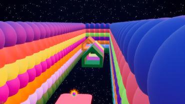 Rainbow Spherical Default Deathrun