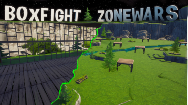 Box Fight : Zone Wars