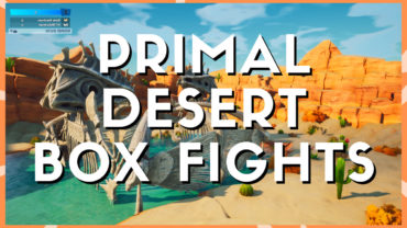 🦖🏜️ PRIMAL DESERT BOX FIGHTS 🏜️🦖