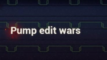 Pump edit wars