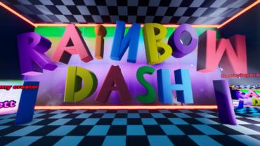 🌈🚗 Rainbow Dash 🚗🌈