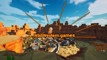 Wild Western games 🤠