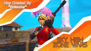 sky high zone wars!