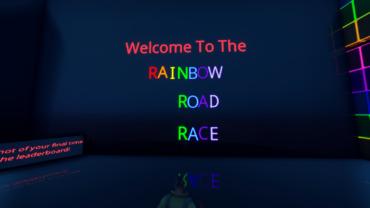 Rainbow Road Race