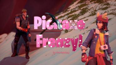 Starlighthay's Pickaxe Frenzy!