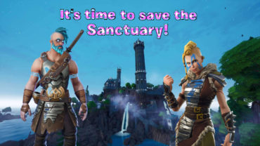 Steep Sanctuary: Open-world Adventure (zombie survival)