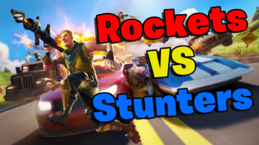🚀 Rockets vs Cars 🏎