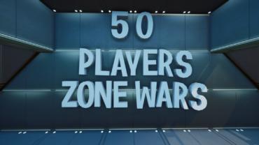 50 Player ZoneWars💯