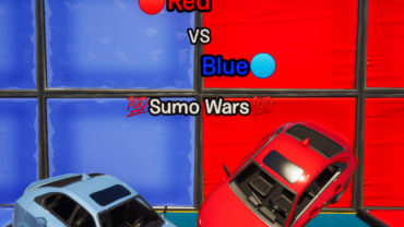 🔴Red VS Blue🔵 | 💯Sumo Wars GO GOATED!