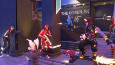 The Complex: Gun Game