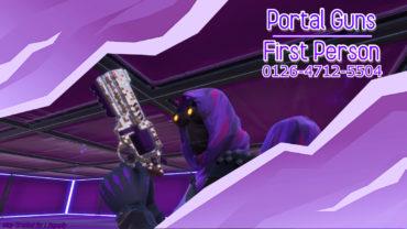 Portal Guns First Person