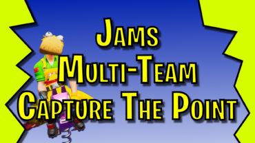 Jams Multi-Team Capture The Point