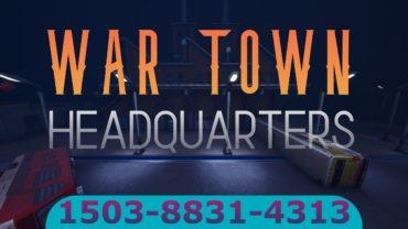 War Town - Headquarters