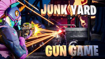 Junk Yard: Gun Game