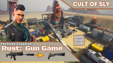 Rust (Gun Game) Call of Duty Remake