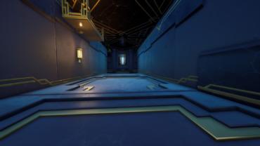 Escape room overworld