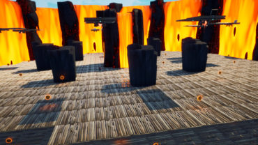 Lava Runners | Code Reaper45