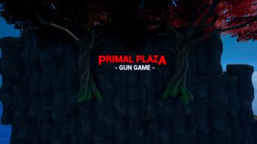Primal Plaza - Gun Game