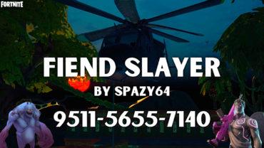 Fiend Slayer