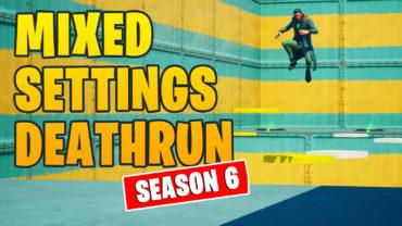 The Mixed Settings Deathrun Season 6 Edition