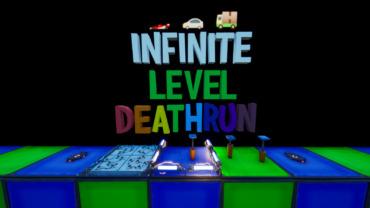 INFINITE LEVEL DEFAULT DEATHRUN 🎮