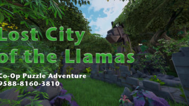Lost City of the Llamas