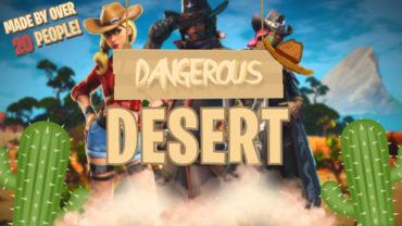 Dangerous Desert Battle Royale