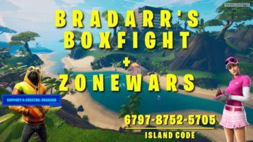 Bradarr's Boxfight/Zonewars (32 Player)