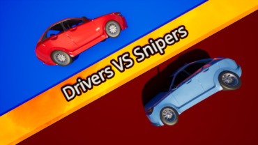 🌋Lava💯 - 🔴🚌 Drivers VS Snipers 🔫🔵