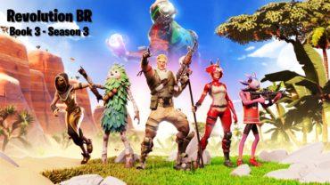 Revolution BR Book 3: Season 3