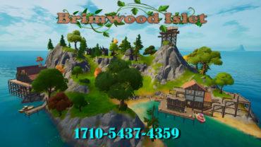 Sandy Shores Isle (End-game sim)