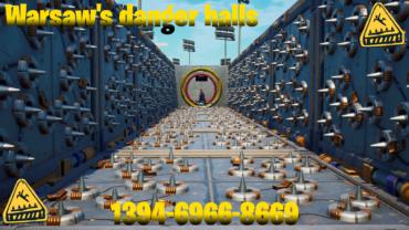 Warsaw's danger halls [level 2 is out!!]