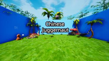Chinese Juggernaut