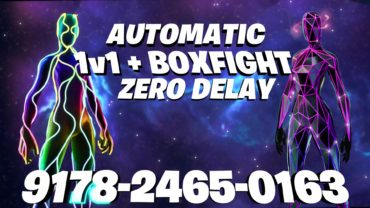 Automatic 1v1 + Box Fight (Zero Delay)