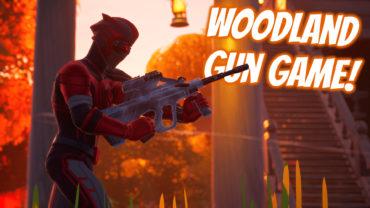 Woodland Gun Game